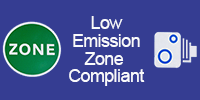 Low Emission Zone Compliant